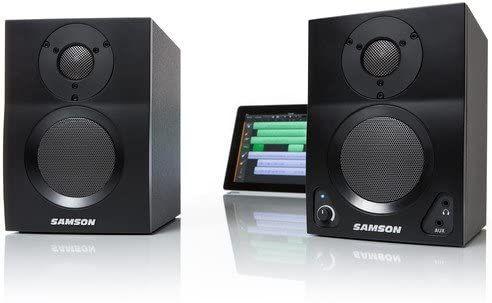 Samson MediaOne BT3 Bluetooth Monitors (Pair)