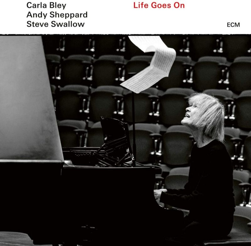 CARLA BLEY - LIFE GOES ON - VINYL