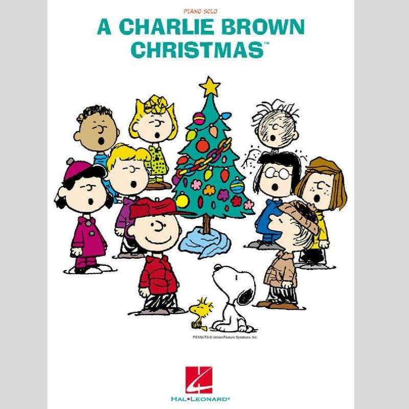 Na - A Charlie Brown Christmas (Piano Solo - Intermediate)
