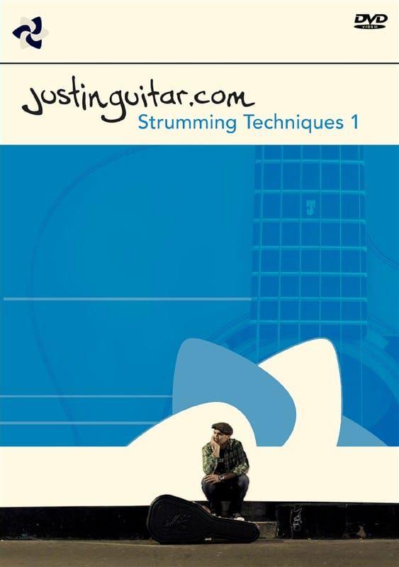 Justinguitar.com Strumming Techniques 1 DVD