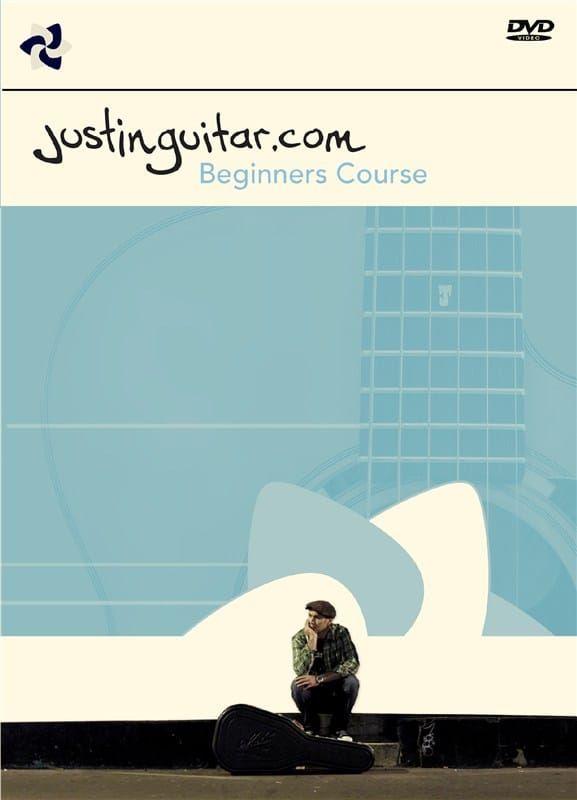 Justin Sandercoe - Justinguitar.com Beginner's Course (PAL DVD)