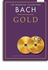 The Essential Collection Bach Gold (Bk CD)