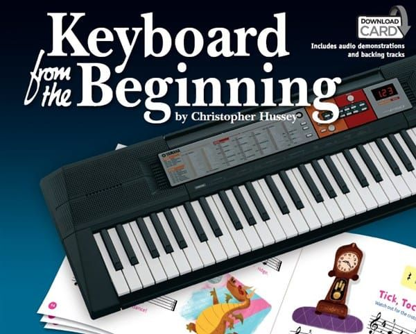 Keyboard From The Beginning (Book and Download Card)