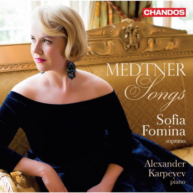 FOMINA/KARPEYEV - MEDTNER/SONGS