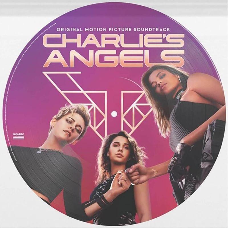 ORIGINAL SOUNDTRACK - CHARLIE'S ANGELS OST