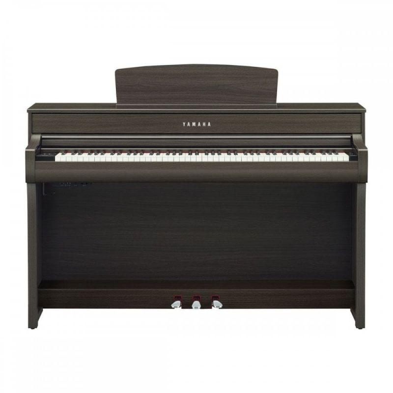 Yamaha CLP745DW Digital Piano in Dark Walnut