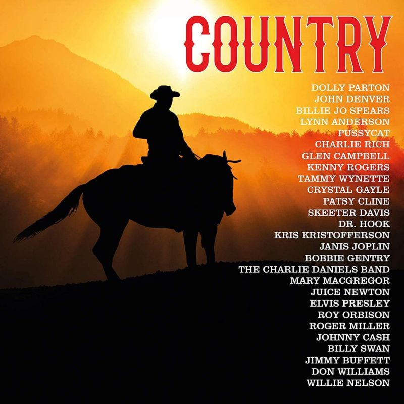 VARIOUS ARTISTS - COUNTRY