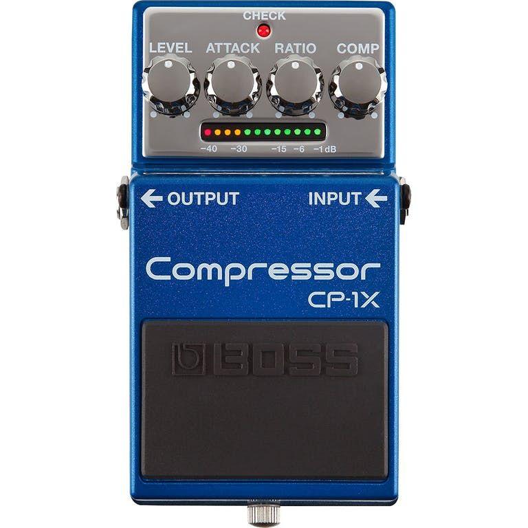 Boss CP1X Compressor Effects Pedal