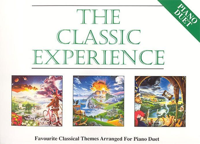 Lanning(Arr) - The Classic Experience Piano Duet