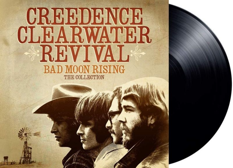 CREEDENCE CLEARWATER REVIVAL - BAD MOON RISING - THE COLLECTION - VINYL
