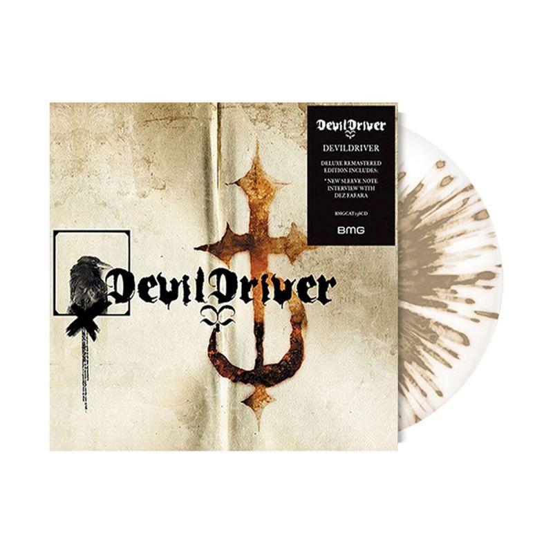 DEVILDRIVER - DEVILDRIVER - Vinyl