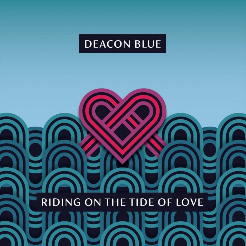 DEACON BLUE - RIDING ON THE TIDE - CD