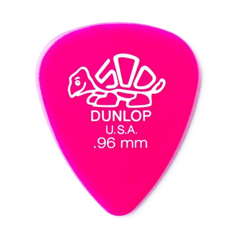 Dunlop D41P96 Delrin 500 Std Player Pack X 12
