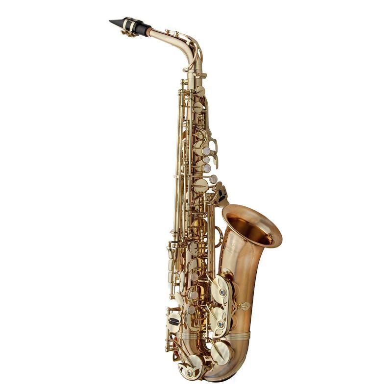 Yanagisawa Alto Saxophone, Bronze, Unlacquered (AWO2U)