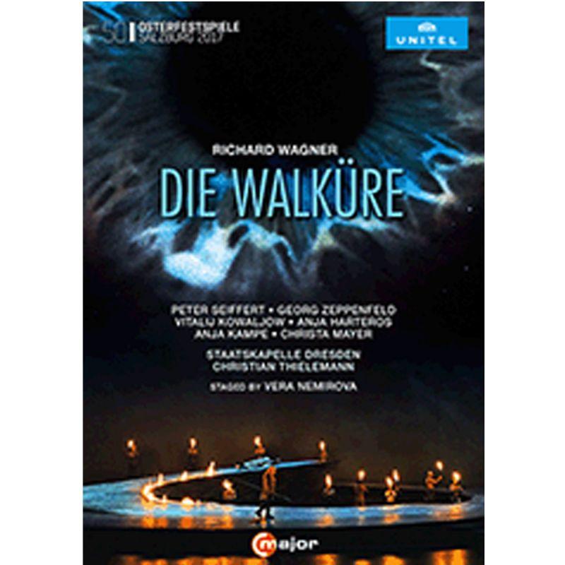 WAGNER/DIE WALKURE (DVD)