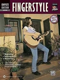 Fingerstyle Guitar Complete Edition (Book + CD)