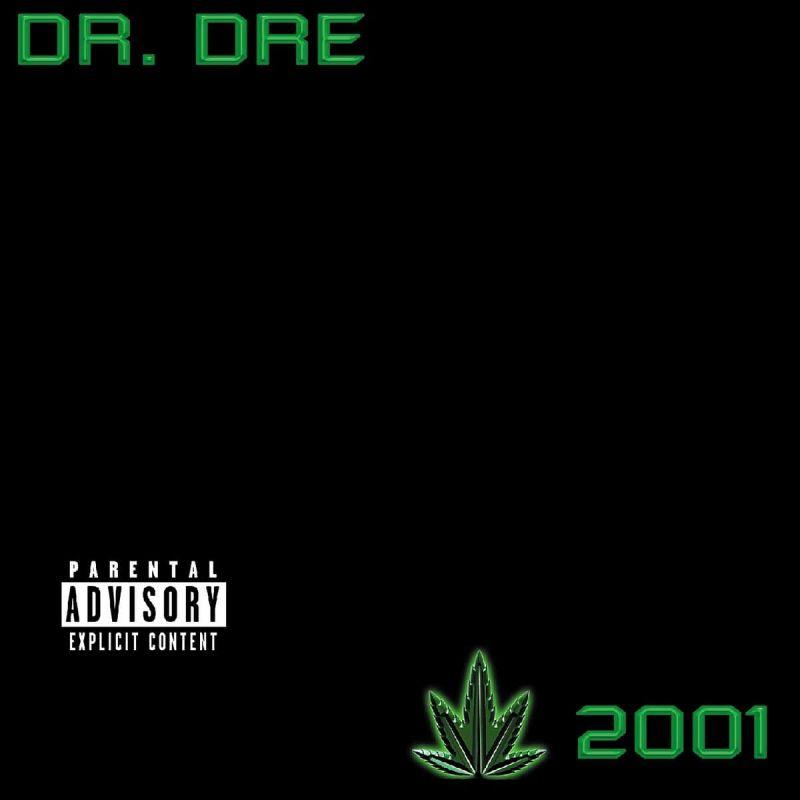 DR DRE - 2001 - 2LP VINYL