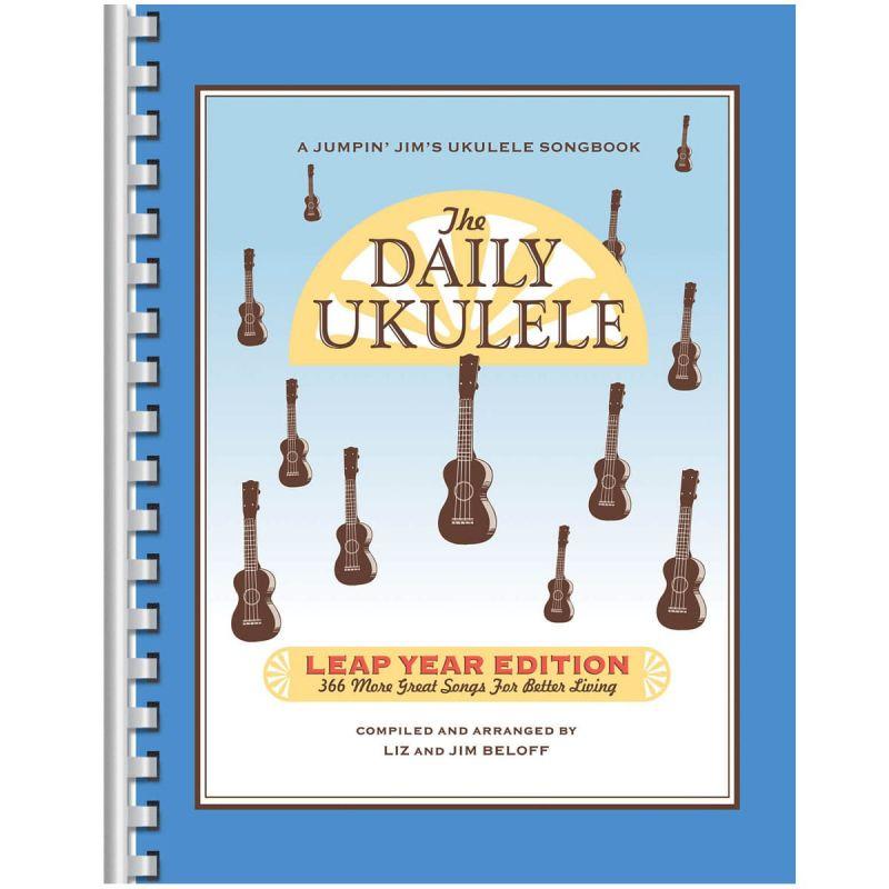 The Daily Ukulele Leap Year Edition