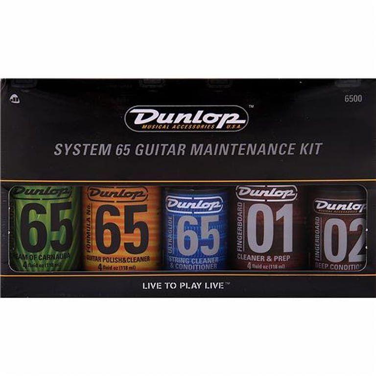Dunlop D6500 Guitar Care System