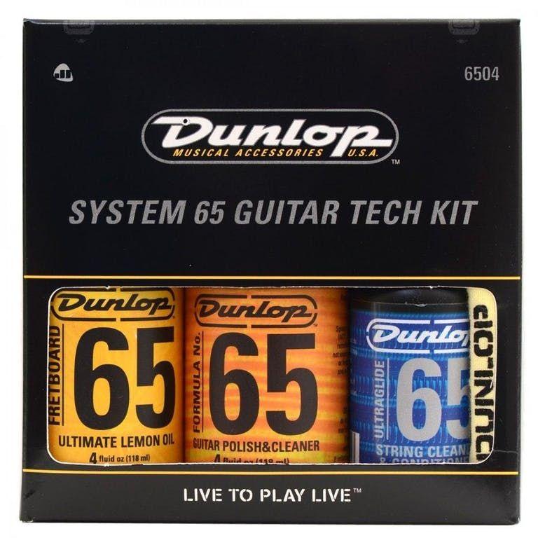 Dunlop D6504 Guitar Tech Care Kit