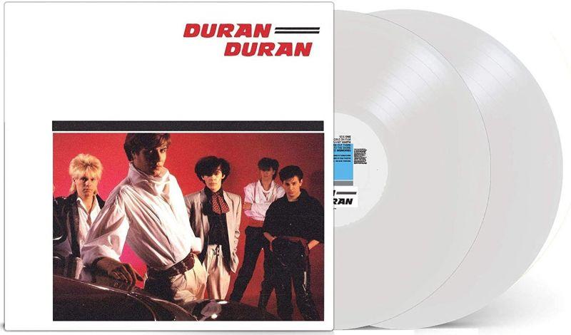 DURAN DURAN - DURAN DURAN - 2LP WHITE VINYL - NAD20