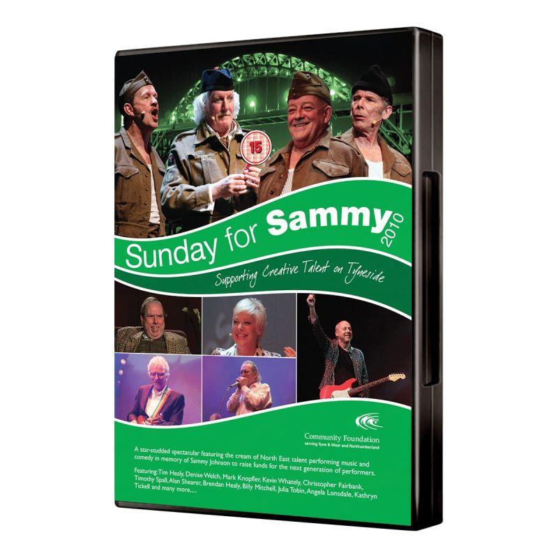 Various - Sunday For Sammy 2010 (DVD)