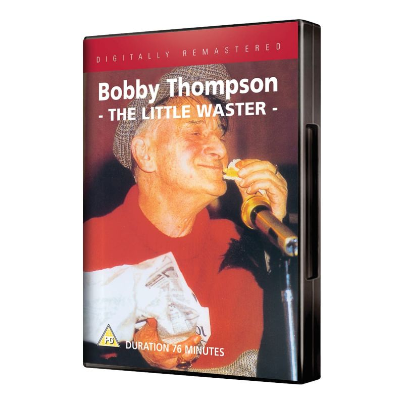 Bobby Thompson - Bobby Thompson - Little waster (DVD)
