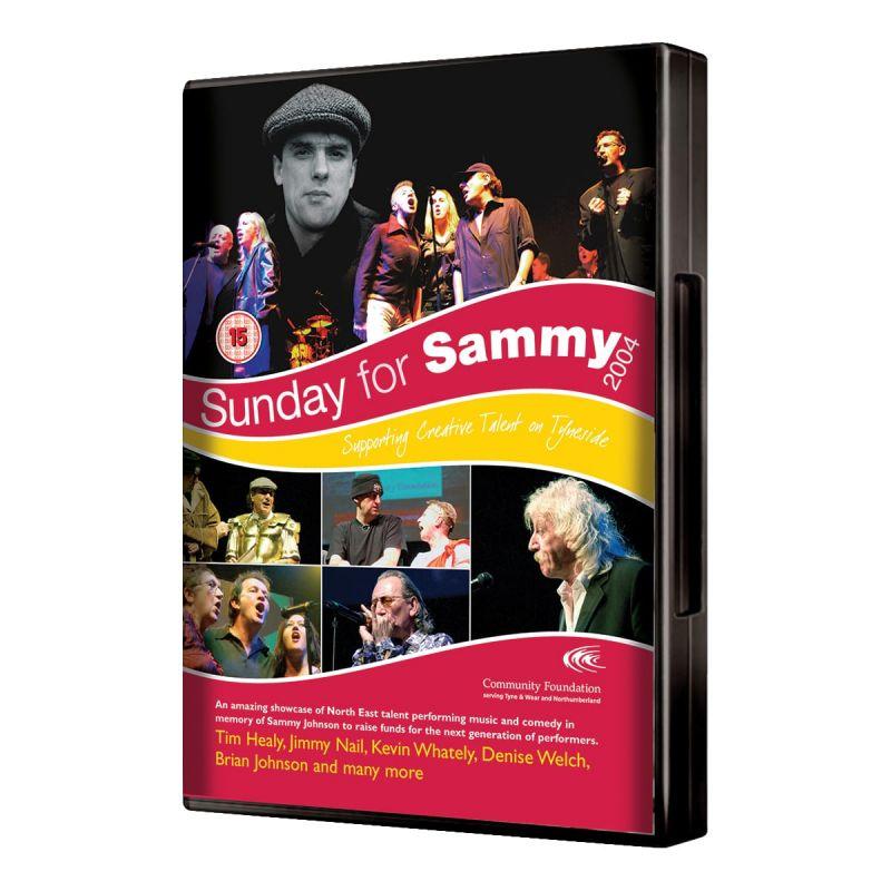 Sunday For Sammy 2004 - Sunday For Sammy 2004 (DVD)
