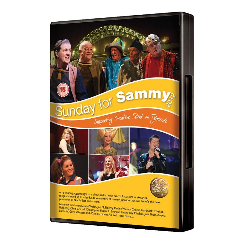 VARIOUS - Sunday For Sammy 2012 (DVD)
