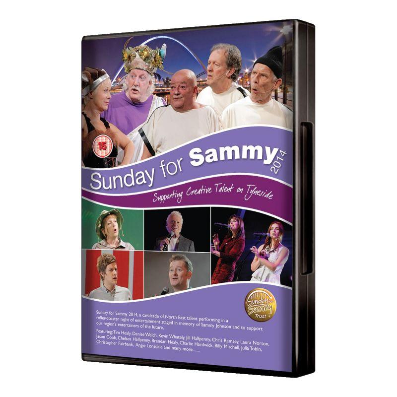 VARIOUS - Sunday For Sammy 2014 (DVD)