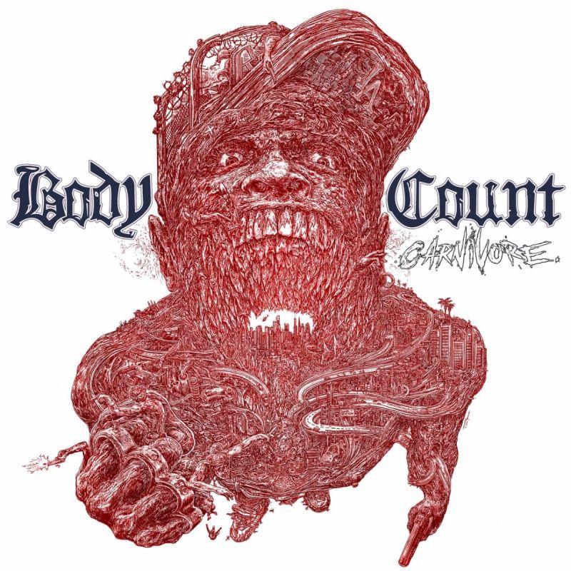 BODY COUNT - CARNIVORE - 2LP LTD EDITION VINYL