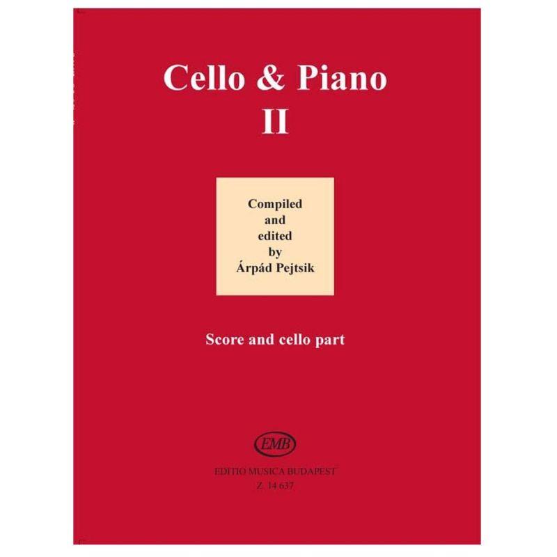 Arpad Pejtsik - Cello and Piano 2