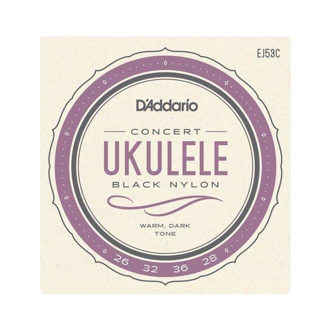 D'Addario Ukelele Hawaiian Concert