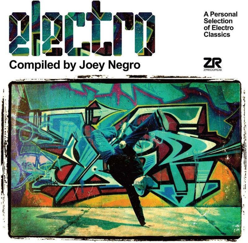 VARIOUS ARTISTS - ELECTRO - COMPILED BY JOEY NEGRO - 2LP VINYL