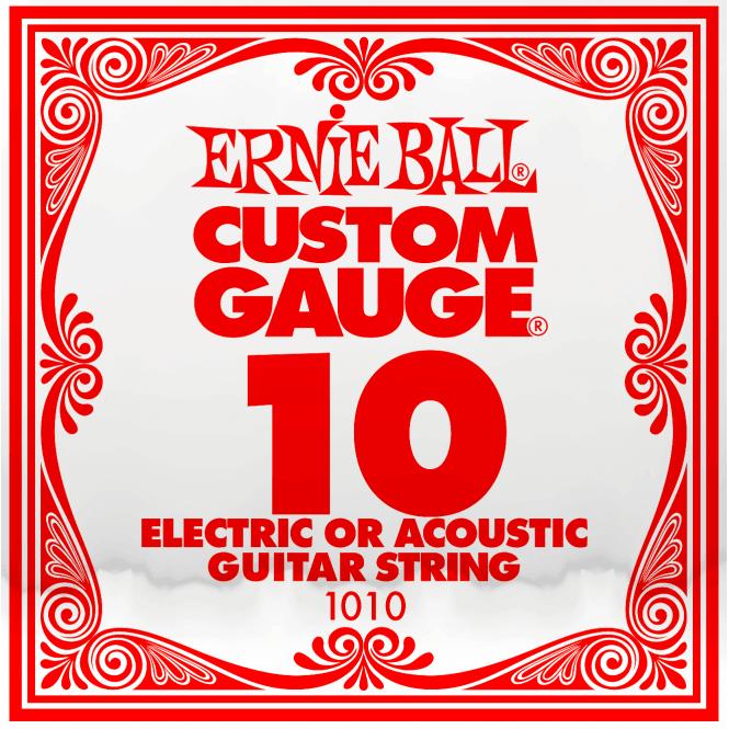 Ernie Ball Plain 010 String