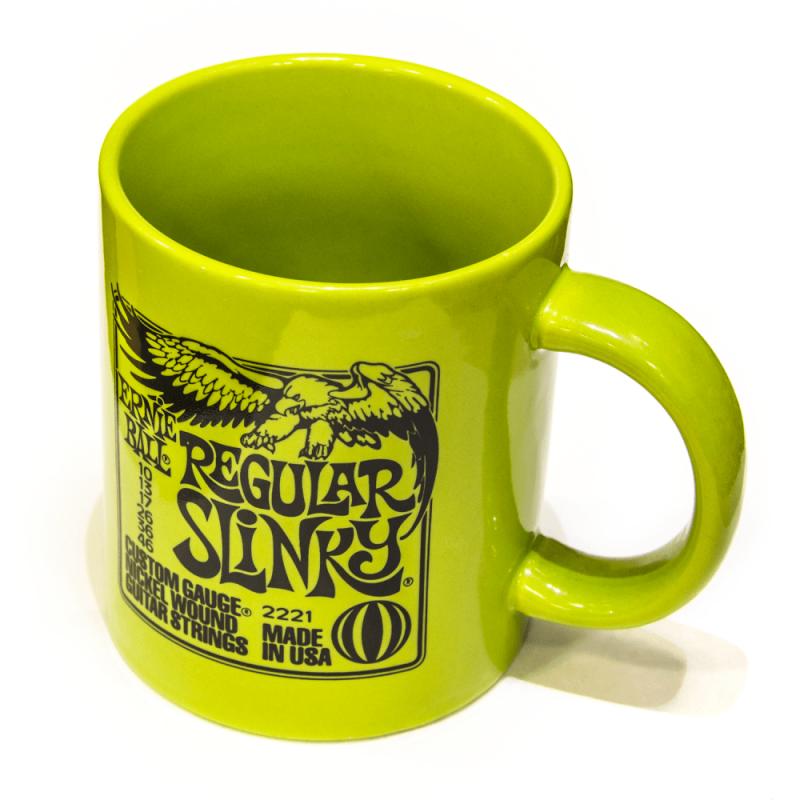 Ernie Ball Mug Regular Slinky