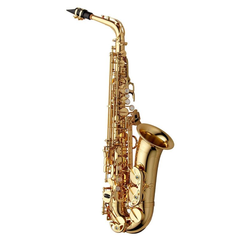 Yanagisawa AWO1 Alto Saxophone Brass