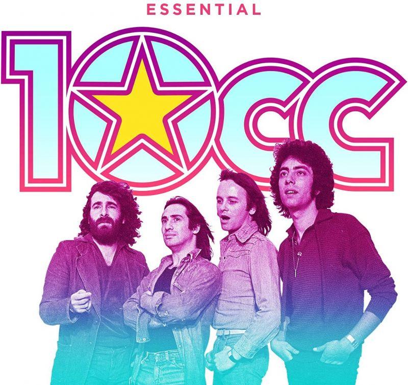 10CC - THE ESSENTIAL - 3CD