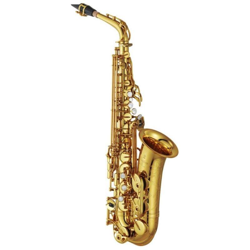 Yamaha YAS82Z02 Custom Z Alto Saxophone, Display Model