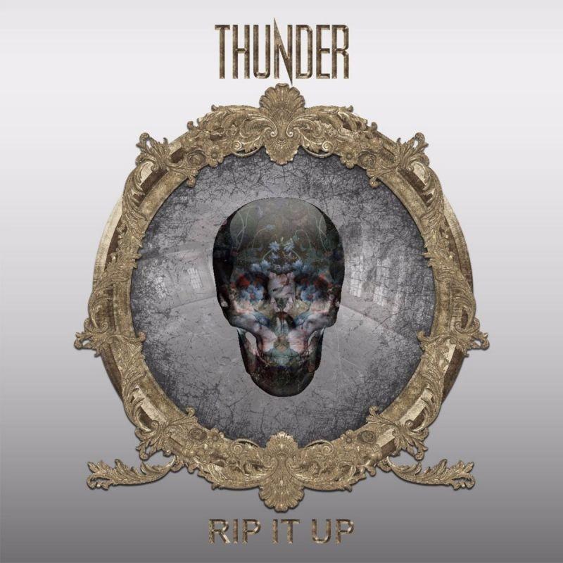 THUNDER - LET IT RIP - VINYL