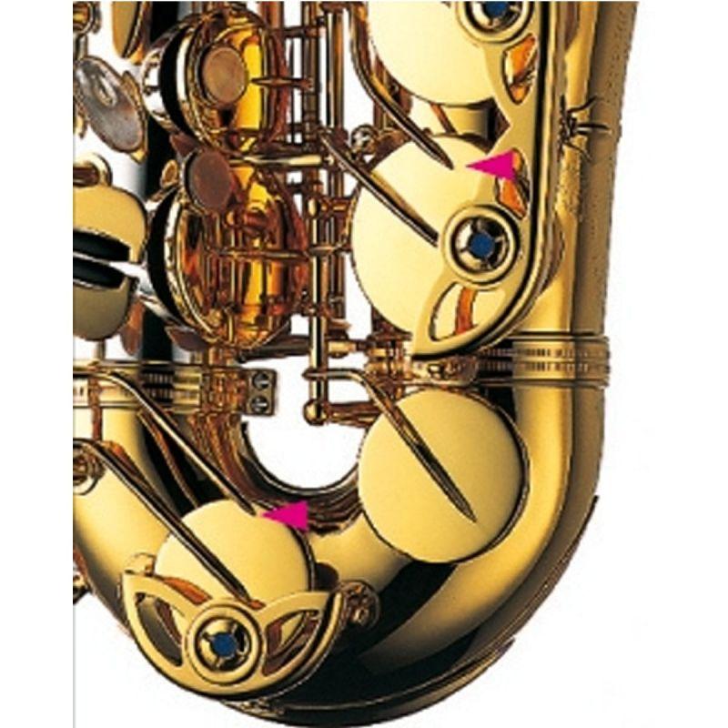 Yanagisawa Tenor Saxophone, Solid silver neck and body, brass bell (TWO30)