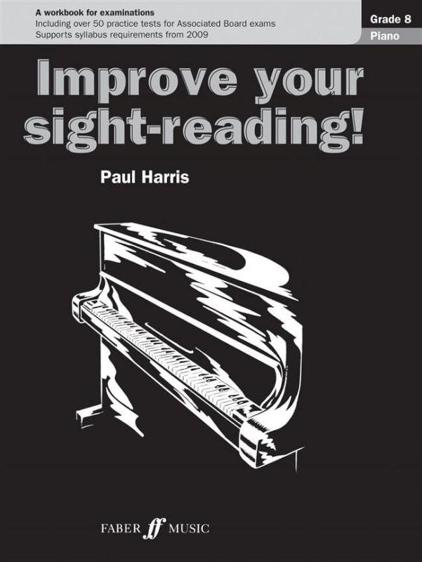 Harris, Paul - Improve your sight-reading! Piano 8 NEW!