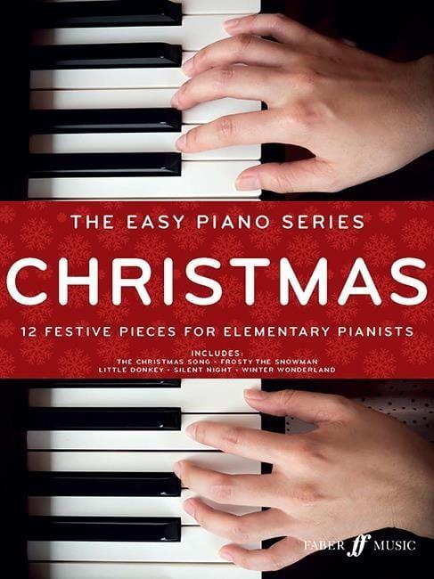 The Easy Piano Series - Christmas