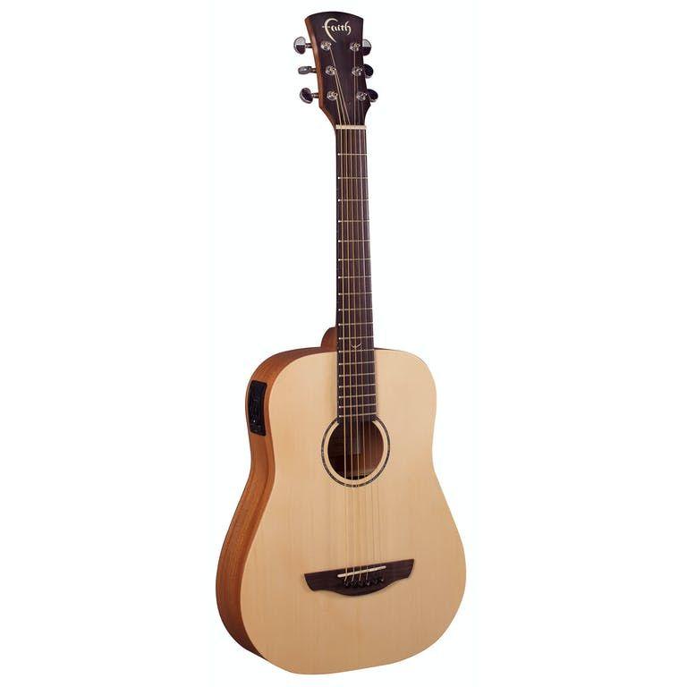 Faith Nomad Mini Saturn Acoustic Guitar