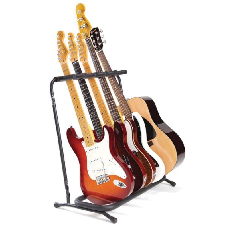 Fender Multi Guitar Rack Stand For 5 Guitars