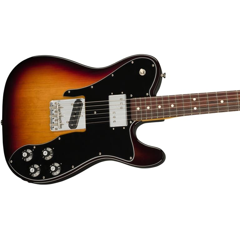 Fender American Original 70S Telecaster Custom RW 3TS