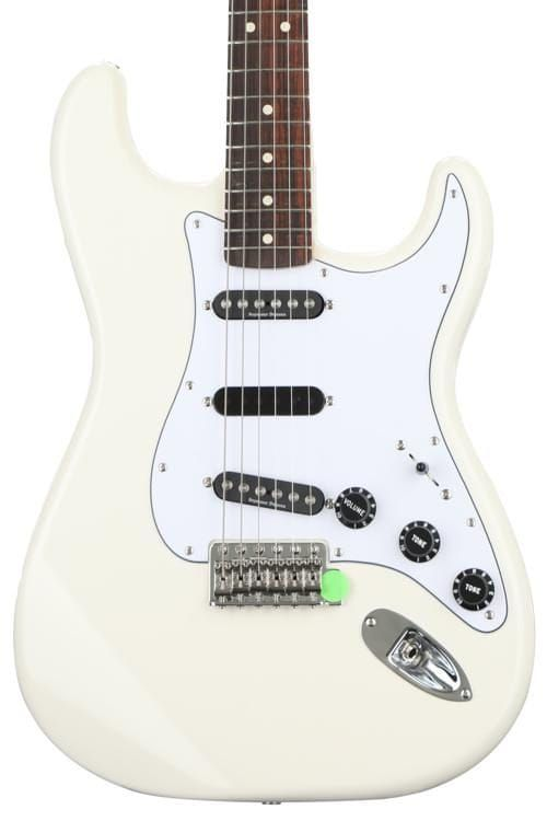 Fender Artist Series Ritchie Blackmore Strat Olympic White