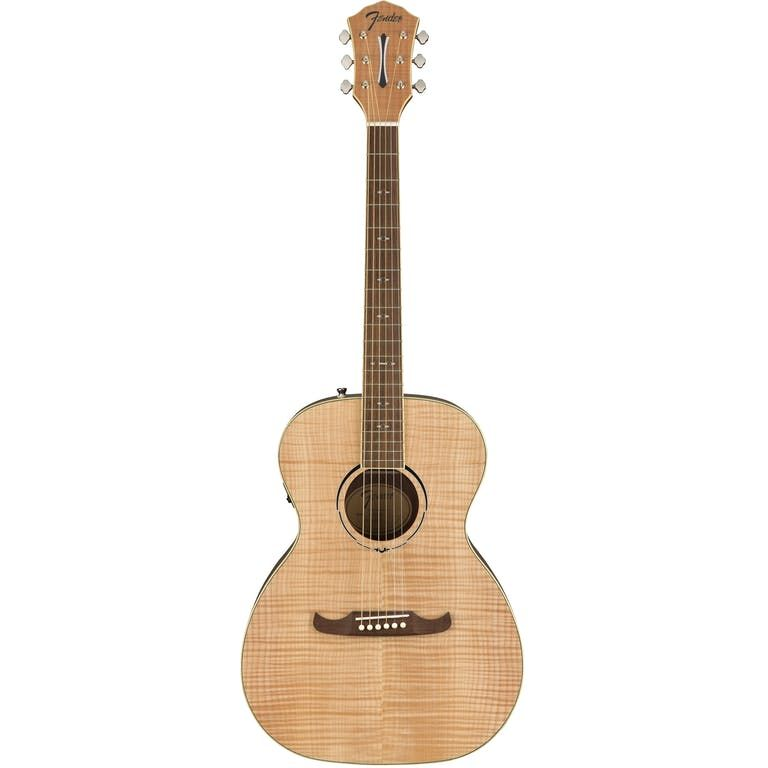 Fender FA-235E Concert, Natural Acoustic Guitar