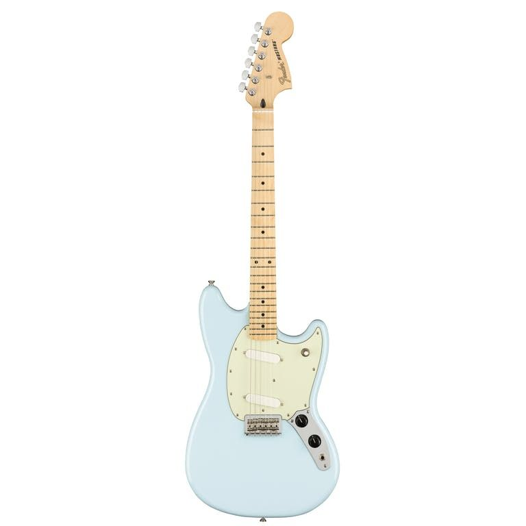 Fender Player Mustang in Sonic Blue