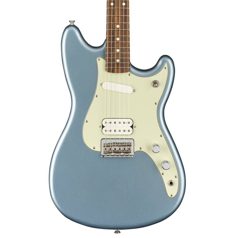 Fender Player Duo Sonic HS in Ice Blue Metallic